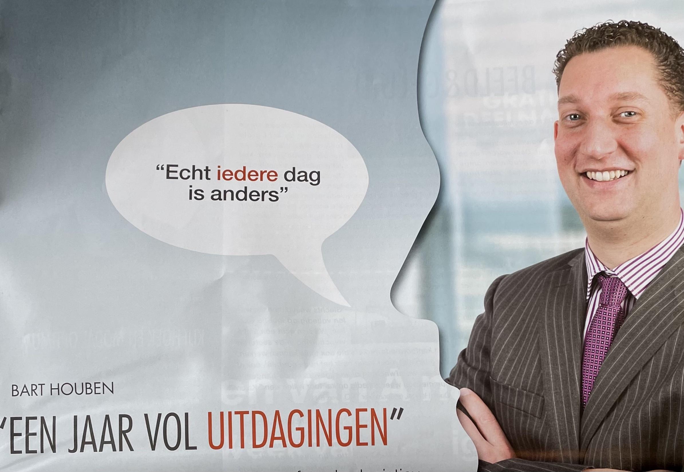 Logisticx – De professional – Bart Houben